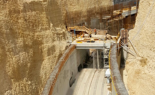 NAYAP signed contract for Construction of Cut & Cover Tunnel in Line 5 Riyadh Metro Project